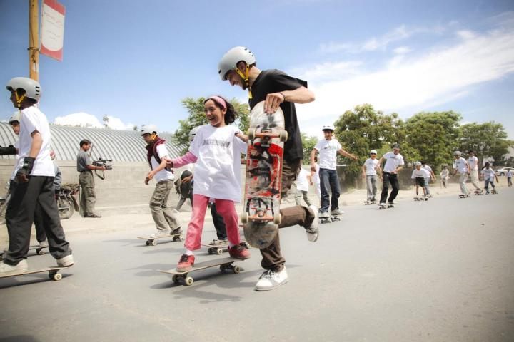 diseño de skateparks